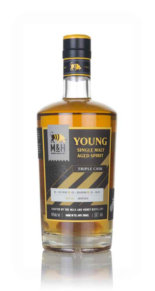 Milk & Honey Young Single Malt Aged Spirit