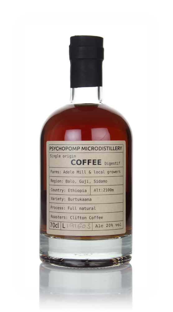 Psychopomp Single Origin Coffee Digestif