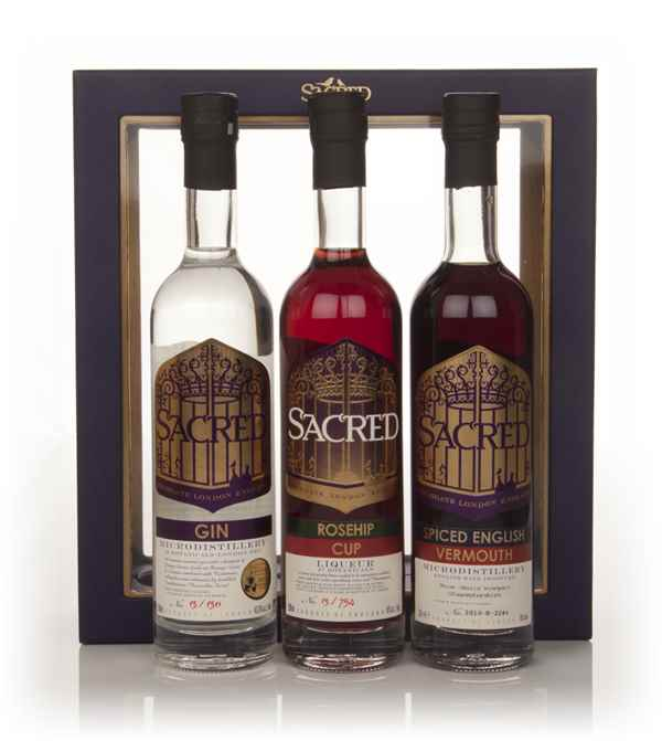 The Sacred Negroni Gift Pack