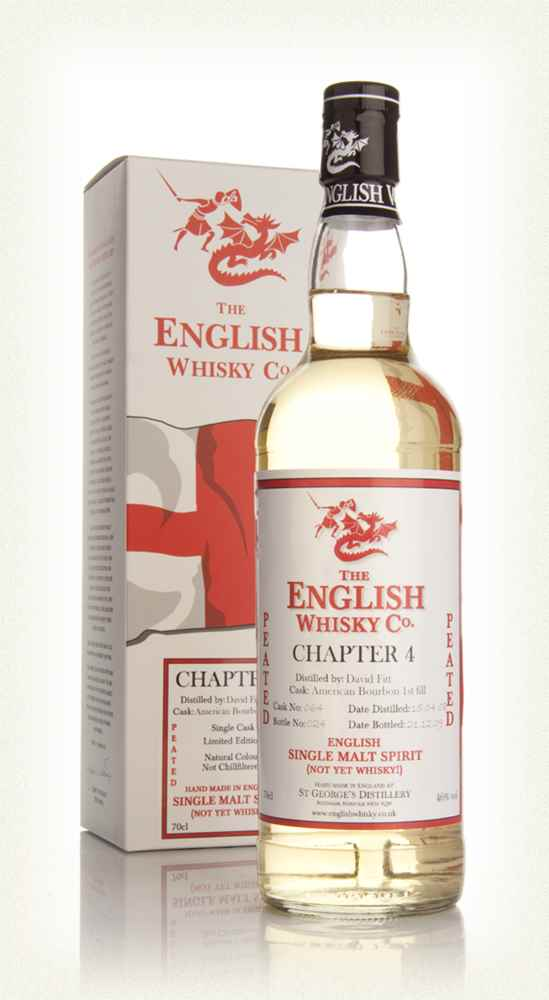 English Whisky Co. Chapter 4