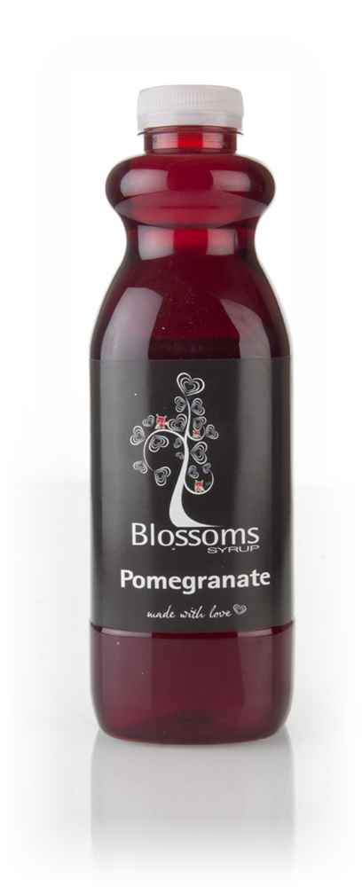 Blossoms Pomegranate Syrup 1l