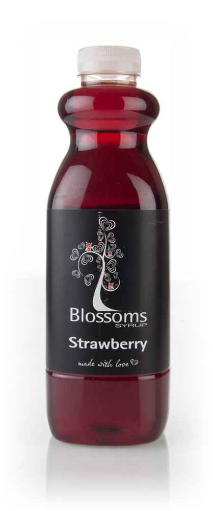 Blossoms Strawberry Syrup 1l