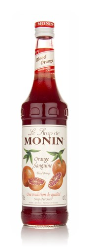 Monin Orange Sanguine (Blood Orange) Syrup