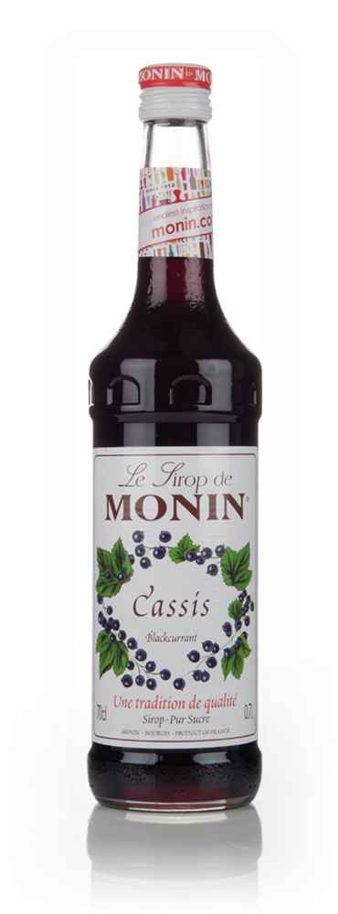 Monin Cassis (Blackcurrant) Syrup