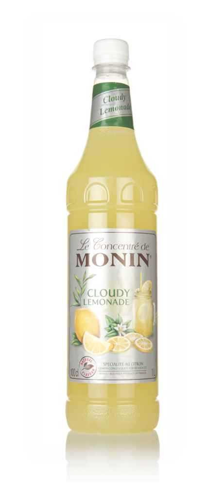 Monin Cloudy Lemonade Concentrate
