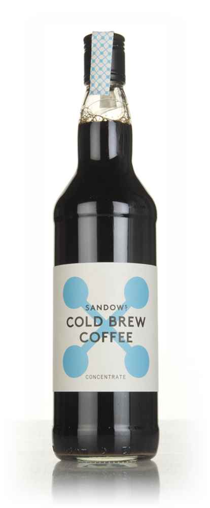 Sandows Cold Brew Coffee Concentrate