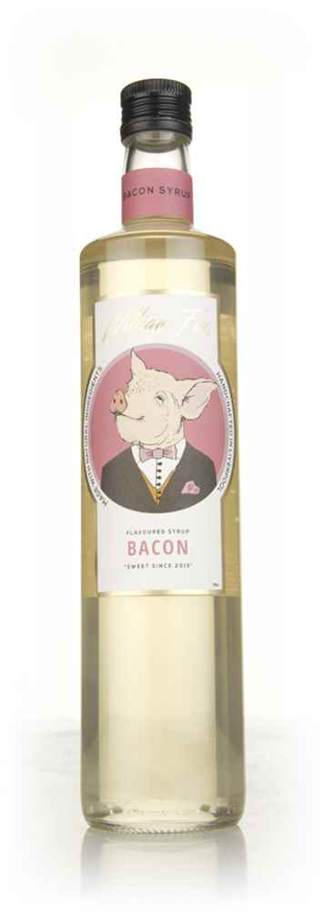 William Fox Bacon Syrup