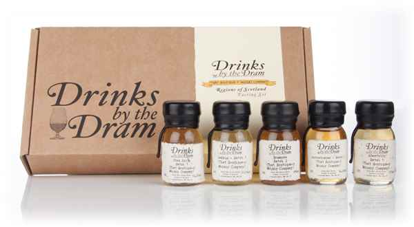 That Boutique-y Whisky Company - Regions Tasting Set
