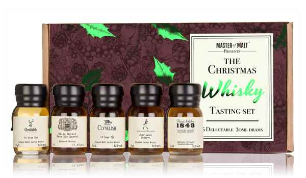Christmas Whisky Tasting Set 2019