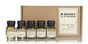 Old and Rare Whisky Tasting Set
