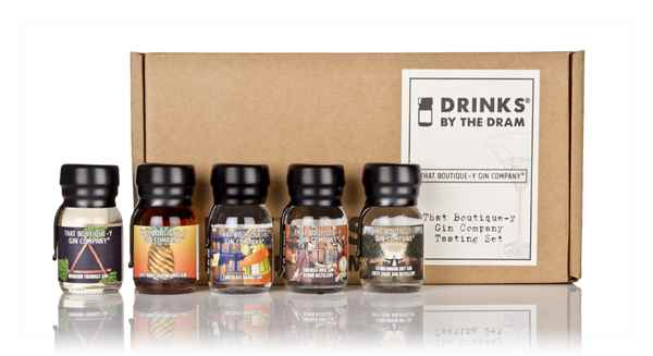 That Boutique-y Gin Company Tasting Set
