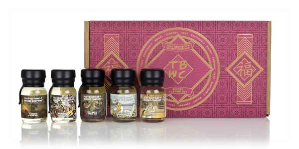 That Boutique-y Whisky Company Chinese New Year Tasting Set