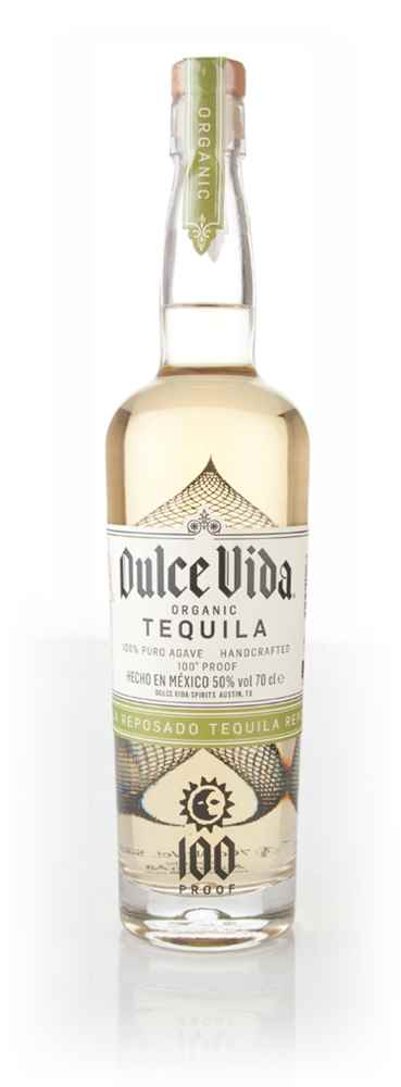 Dulce Vida Tequila Reposado 100° Proof