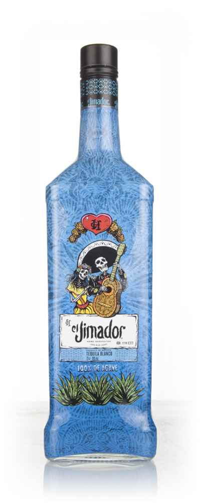 El Jimador Blanco - Day of the Dead Edition