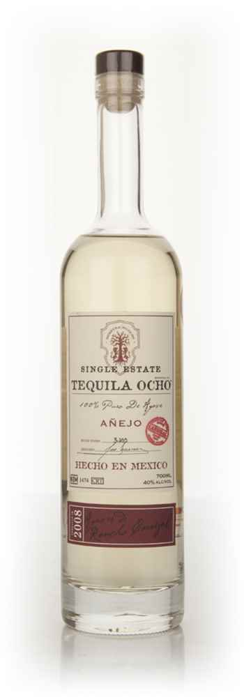 Ocho Single Estate - Rancho Carrizal Añejo - 2008 Harvest