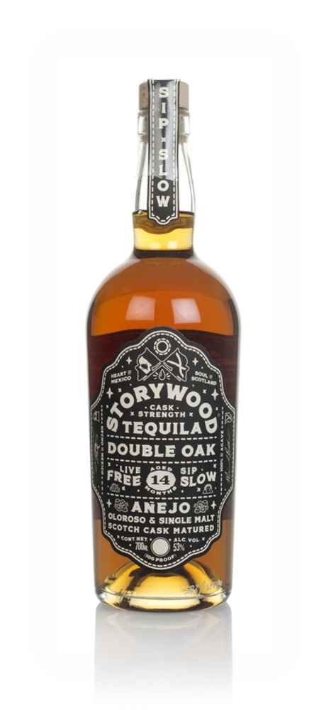 Storywood Double Oak Añejo