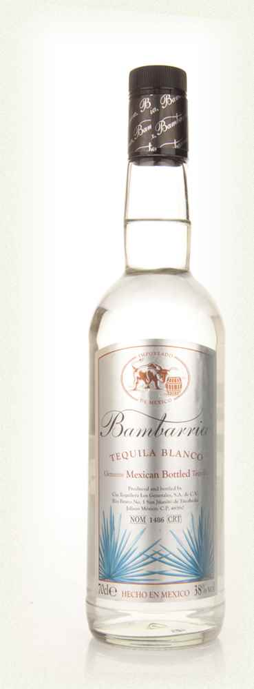 Bambarria Blanco Tequila