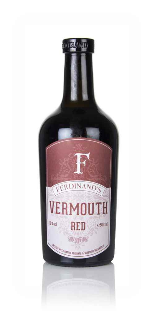 Ferdinand's Red Vermouth