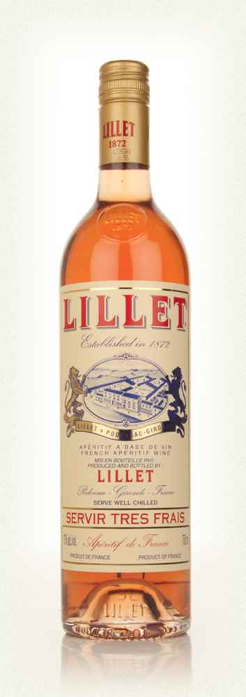 Lillet Rose 75cl