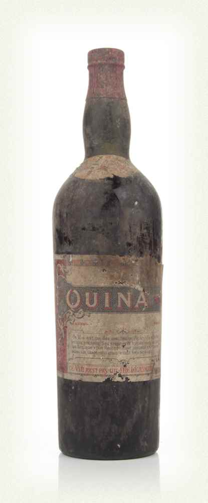 Quina 3 Star Vermouth - 1940s