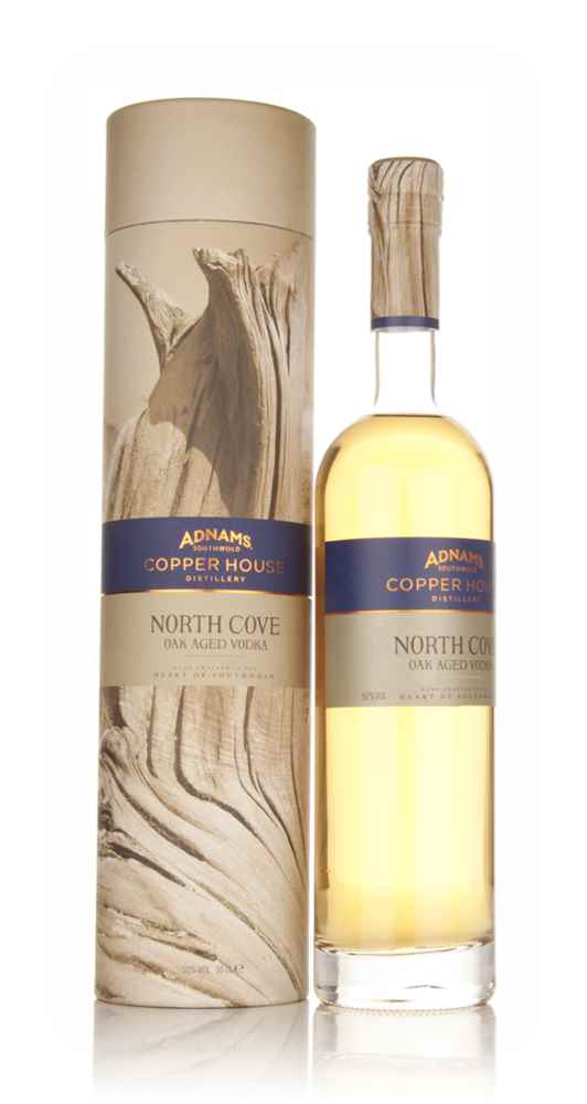 Adnams North Cove Oak Aged Vodka 50cl