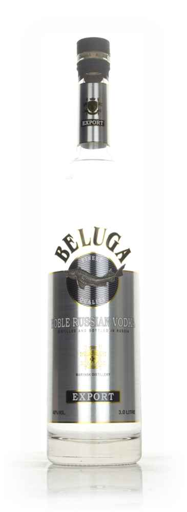 Beluga Noble Russian Vodka 3L