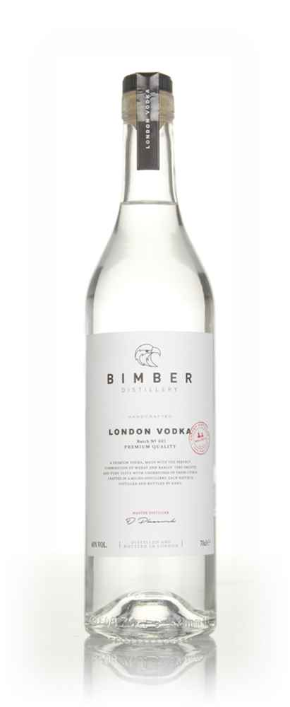 Bimber The London Vodka