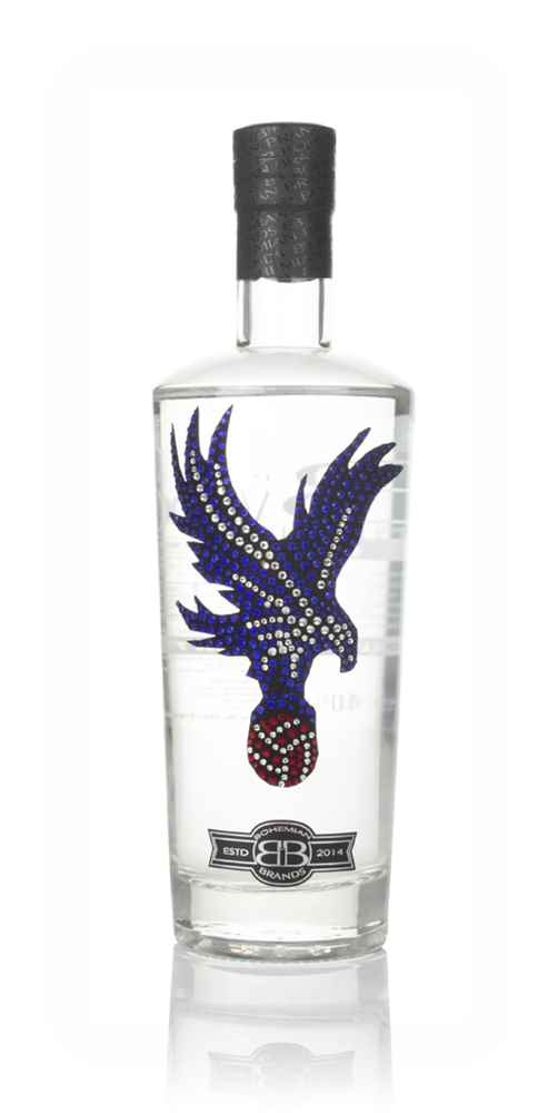 Bohemian Brands Crystal Palace FC Vodka