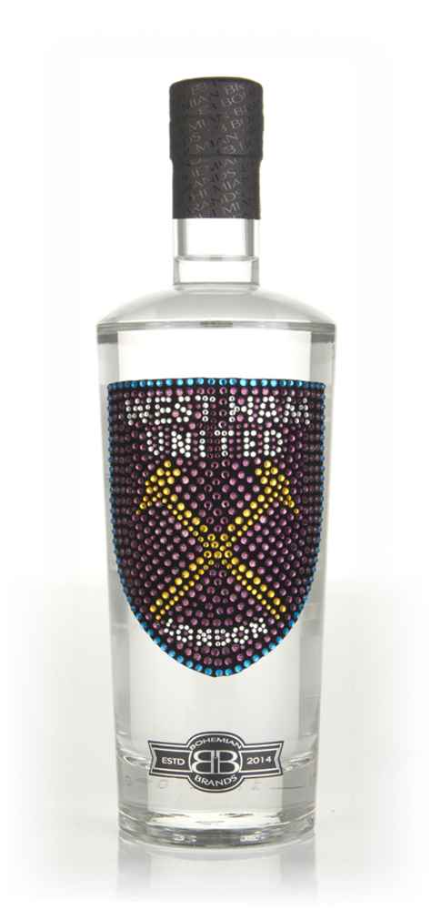 Bohemian Brands West Ham United FC Vodka