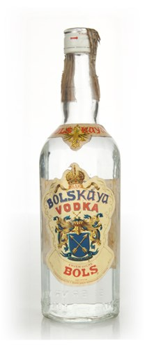 Bolskaya Vodka - 1970s