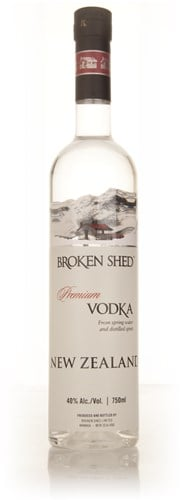 Broken Shed New Zealand Vodka