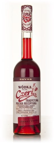 Davna Czeri - Polish Cherry Vodka