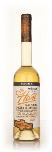 Davna Hani Linden Honey Vodka
