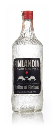 Finlandia Vodka 75cl - 1970s