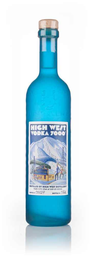 High West Vodka 7000' (70cl)