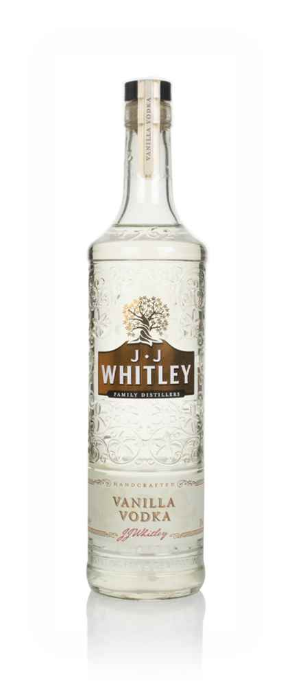 J.J. Whitley Vanilla Vodka