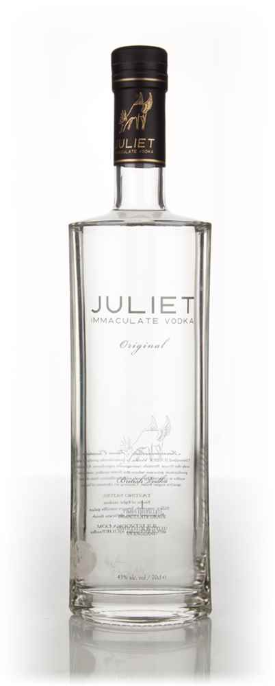 Juliet Immaculate Vodka