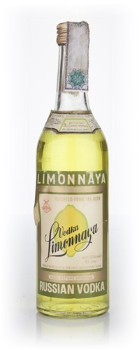 Limonnaya Vodka - 1970s 50cl