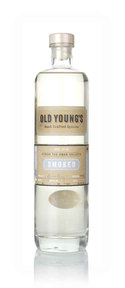 Old Young's Smoked Vodka