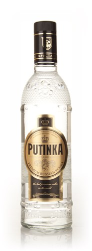 Putinka Limited Edition Vodka