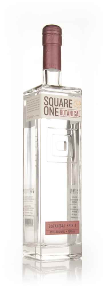Square One Botanical Vodka