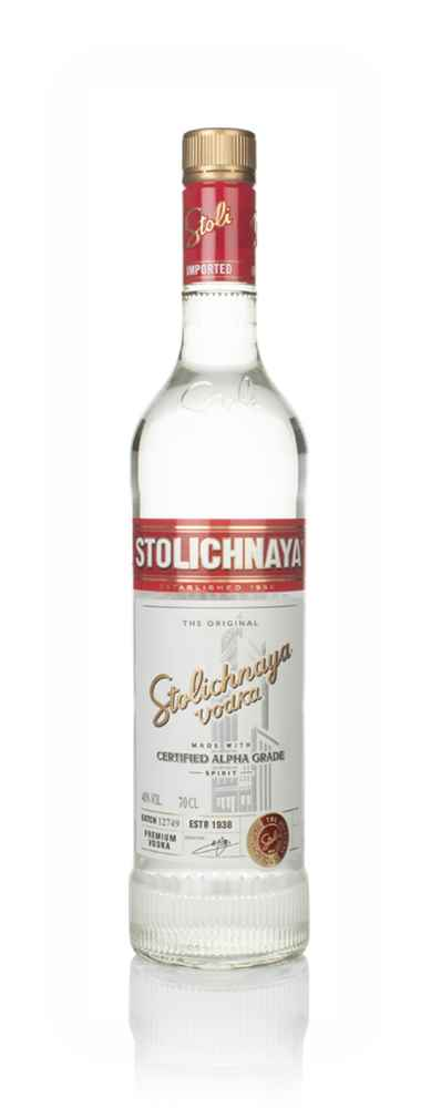 Stolichnaya Red Label