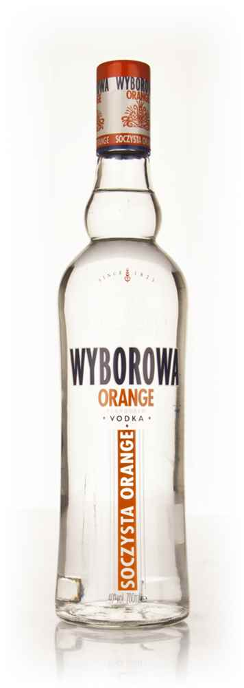 Wyborowa Orange Vodka