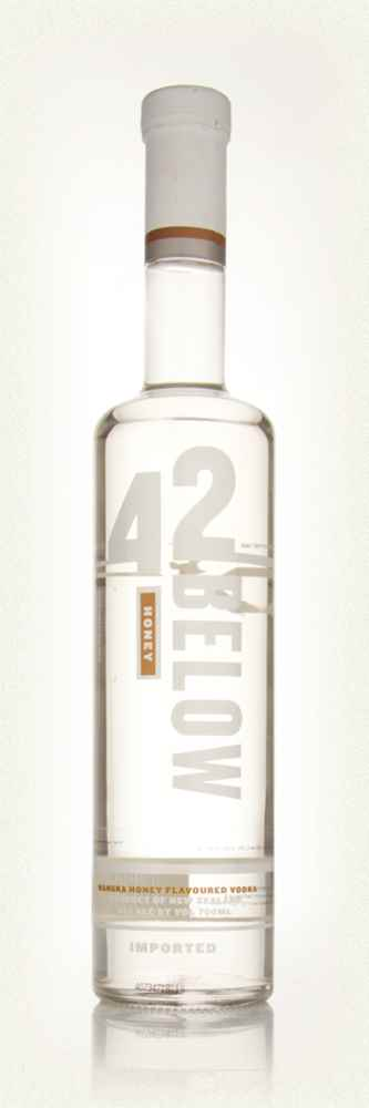 42 Below Manuka Honey Flavoured Vodka
