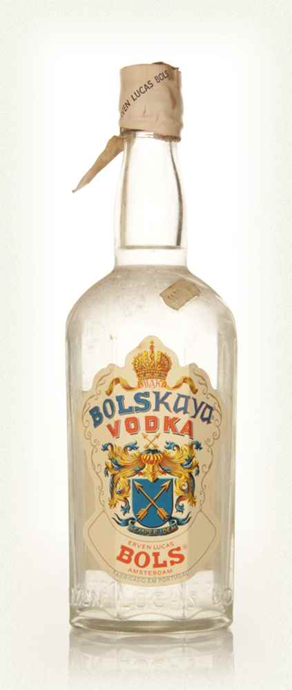 Bolskaya Vodka - 1960s