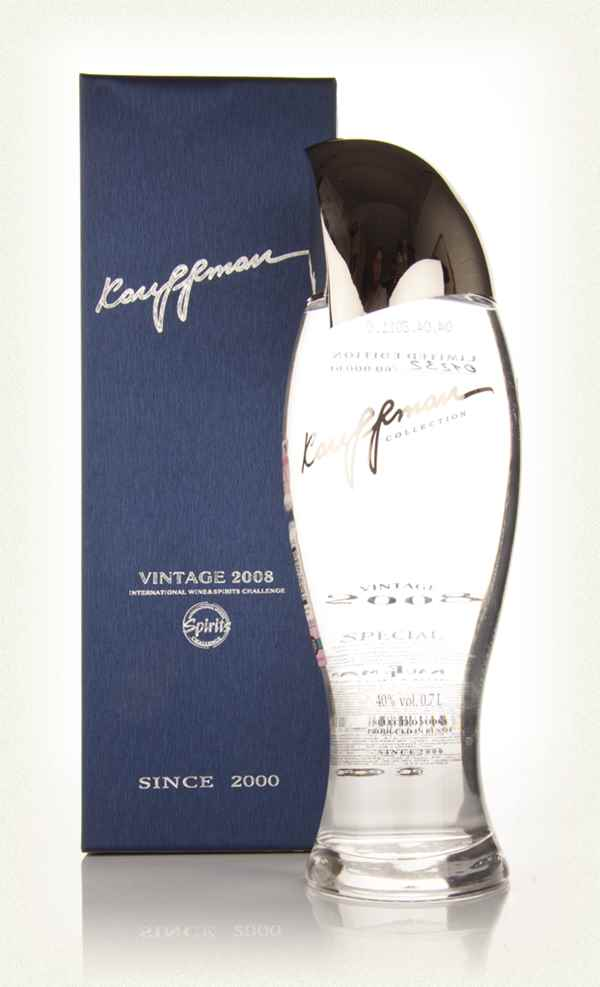 Kauffman 2008 Selected Vintage