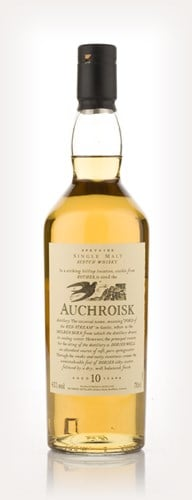 Auchroisk 10 Year Old - Flora and Fauna