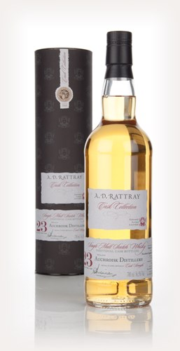 Auchroisk 23 Year Old 1991 (cask 7533) - Cask Collection (A.D. Rattray)