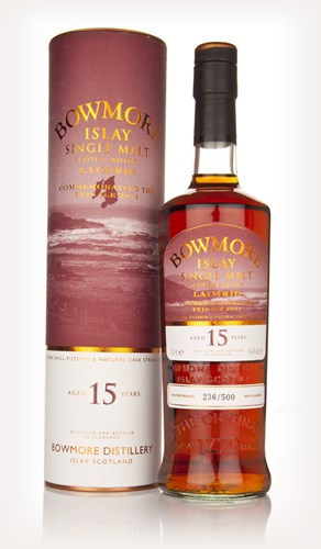 Bowmore 15 Year Old Feis Ile 2011