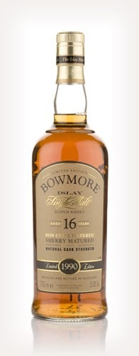 Bowmore 16 Year Old 1990 Sherry Matured